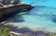 Click on this image if you want to know more about the beaches in Ibiza